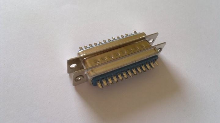 FRC Connectors: DB25 Connector