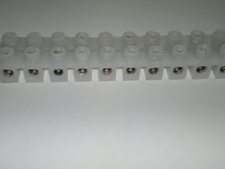 FRC Connectors: Terminal Block Connector